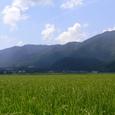 弥彦山と多宝山